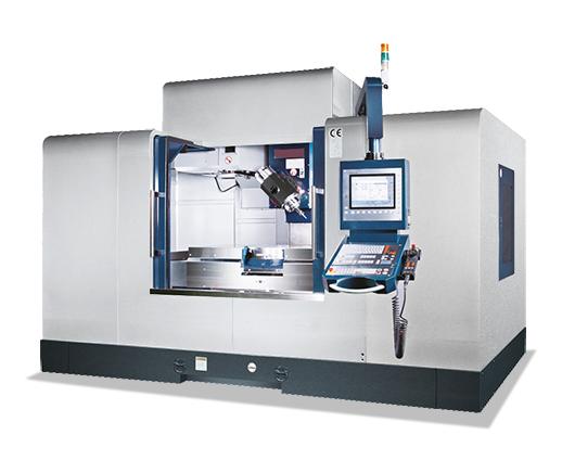 STYLE 5X machining center