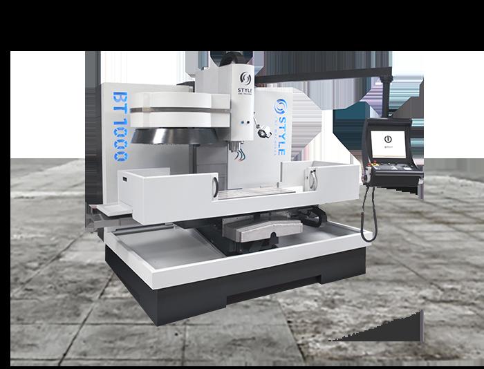 STYLE BT 1000 CNC frezarka